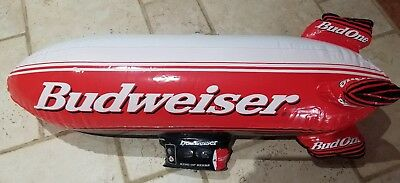 BUDWEISER BUD Inflatable Blimp Airship Bud one