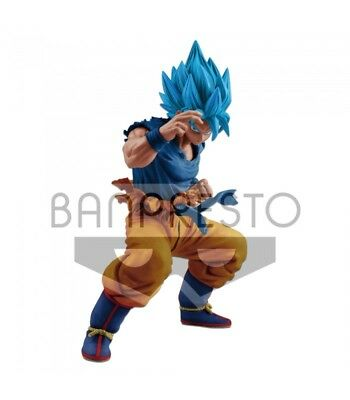 Dragon Ball Super Goku Ssgss Masterlise Banpresto New Nueva. Pre-Order
