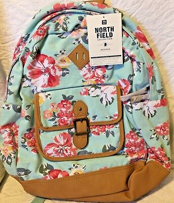 44f4e8184232 pottery barn teen Northfield Pastel Bloom Burst Large backpack no monogram