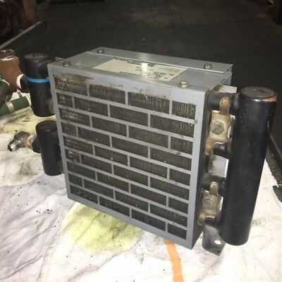 Thermal Transfer Heat Exchanger Unit, # AOC-08-21, 115-230V, 300 psi, Used