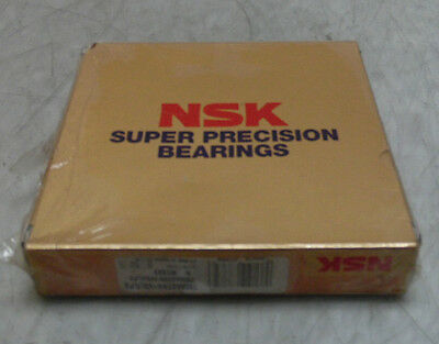 New NSK Super Precision Ball Screw Bearing, # 7920A5TRV1VSULP3, Warranty