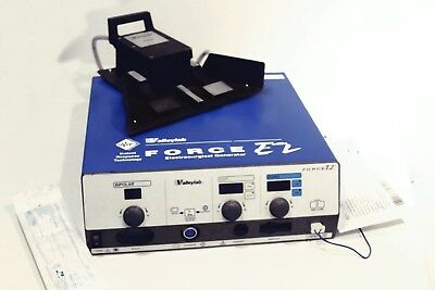 Valleylab Force EZ-C  Electrosurgical includes footswitch