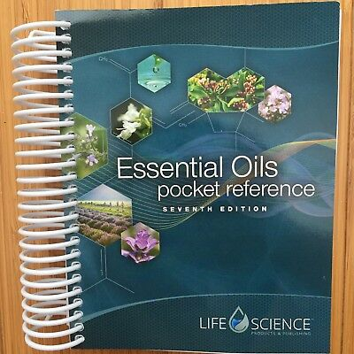 Essential Oil Pocket Reference Book ~ Use w/ Young Living ~ NEW ~ FREE SHIPPING