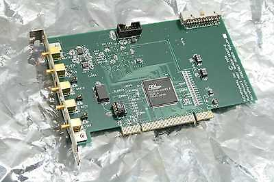 MicroPhysics Data Acquisition Board Altera Cyclone / Avago PCI9030-AA60PI F
