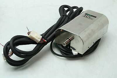IAI 12RS-30-360-100-ISAC Rotary Servo Driven Actuator 360 Degree 100W