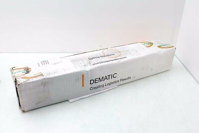 "New Siemens Dematic K000306ACA Take-up Pulley Conveyor Roller 3-3/4"" Diameter"