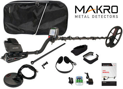 Makro Racer 2 Pro Package Metal Detector - Free Shipping
