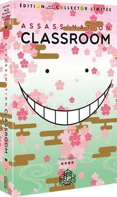 ★ Assassination Classroom ★ Intégrale - Edition Collector Limitée [Blu-ray]
