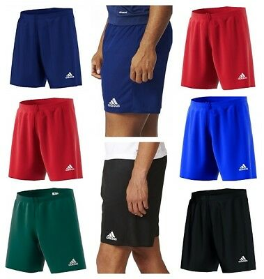 Adidas Parma Football Mens Shorts Running Gym Training Sports
