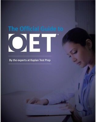 OET2 Official Guide for all professions.... PDF book with audio track... Get A