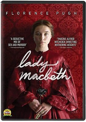 Lady Macbeth (Florence Pugh) *new Dvd*