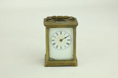 Antique BRASS Cased Key-Wind Carriage Clock SPARES & REPAIRS