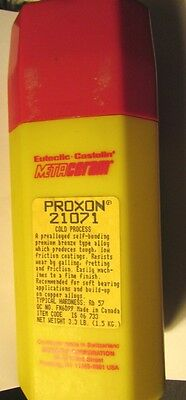 Eutectic + Castolin Proxon 21071 ,AL BRZ Alloy Powder Plasma or Combustion Spray