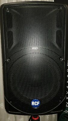 "RCF ART 312-A MK3 12"" Active Two-Way Speaker - Made In Italy"