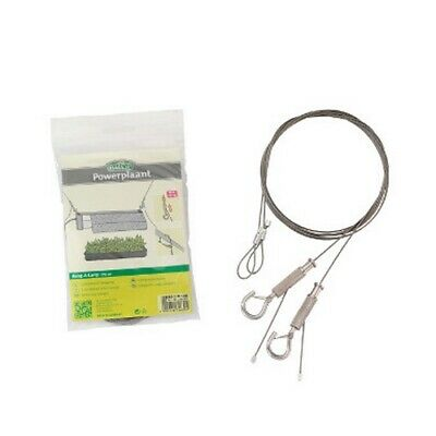 Hanging system / Hooks for Grow Reflectors Romberg Hang-A-Lamp (2x40kg)