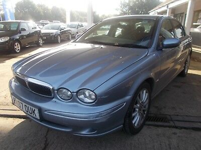 vJAGUAR X TYPE DIESEL>MOT APRIL >PLEASE READ