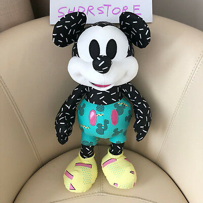 NWT Mickey Mouse Memories September Plush Disney Store authentic Limited edition