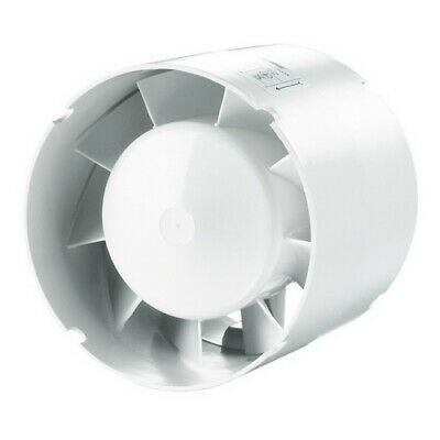 Air Extractor / inline Fan Vents VKO1 107 m³/h (100mm)