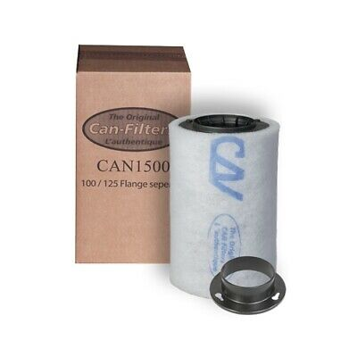 Carbon Air Filter 1500 CAN Filters 75 m³/h (125mm)