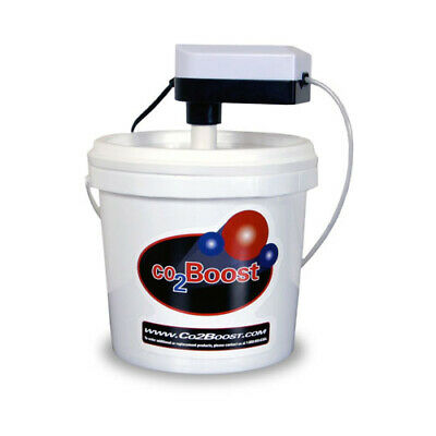 Generador de CO2 Natural CO2Boost - Cubo y Bomba (CO2 Boost)