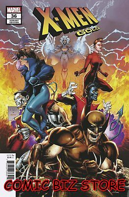 X-Men Gold #36 (2018) 1St Printing Portacio Final Issue Variant Cover
