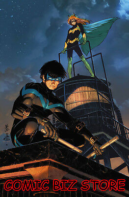 Nightwing #49 (2018) 1St Print Romita Variant Cover Bagged & Boarded Dc Uni