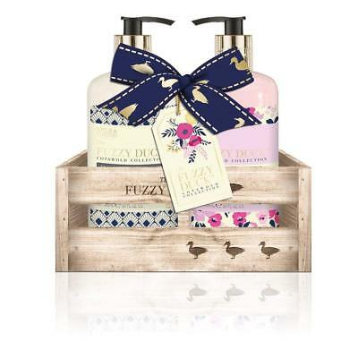 Baylis & Harding Fuzzy Duck Cotswold Floral Hand Wash and Lotion Gift Set