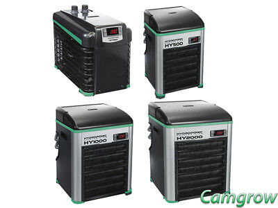 Tecoponic - Digital Thermostat Hydroponic Water Chiller & Heater