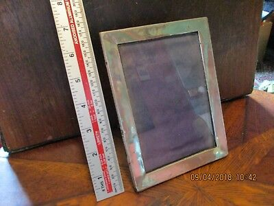 Antique Solid Silver Photo Frame 1910/11