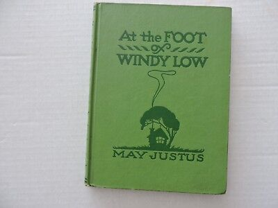 At the Foot of Windy Low by May Justus, ill. by Carrie Dudley