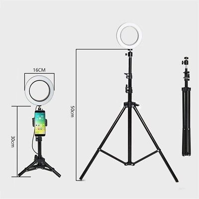 LED Ring Light Photography Selfie Light Photo Video Youtube Live for Phone Xiaom