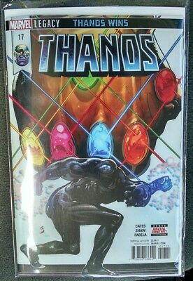 Thanos #17 Marvel Comics Legacy 1st Print (03/21/2018) New SOLD OUT!