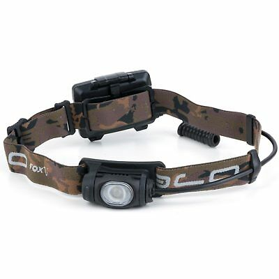 Fox Kopflampe Strinlampe - Halo AL320 Headtorch 470 Lumen