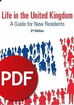 Life in the UK 3rd Edition A Study Guide with Questions and Answers – PDF