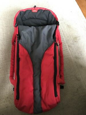 Phil&teds / Phil & Teds Cocoon sport red. carrycot In Excellent Condition