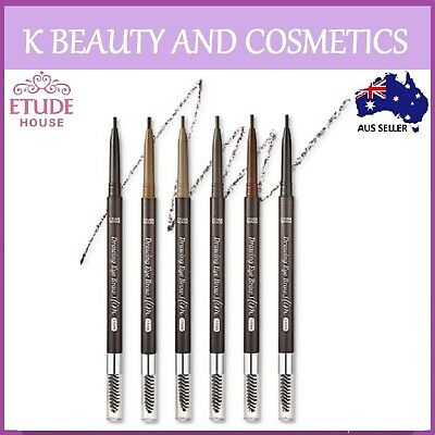 [Etude House] Drawing Slim Eyebrow Pencil (6 Colours) Eye Brow 1.5mm