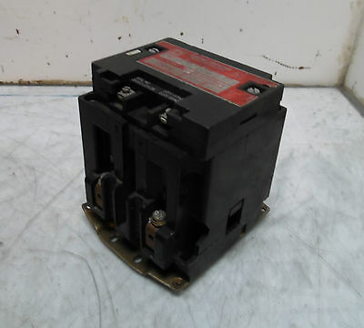 Square D Lighting Contactor, Class 8903, Type SP01, 60 Amp, USED, WARRANTY