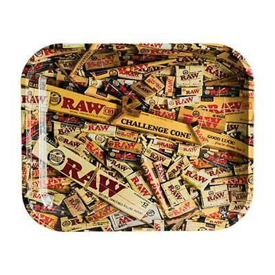 Bandeja de Liar Rolling Tray RAW Mixed Products (275x175mm)
