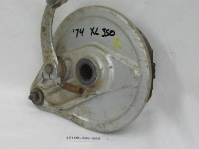 Honda packing plate, rear brake fits XL350 1976