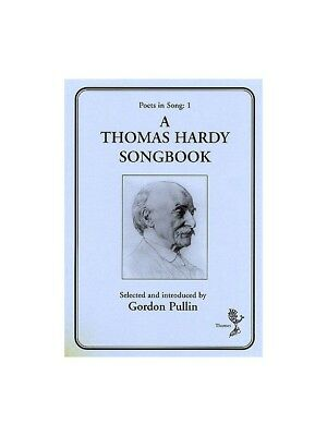 A Thomas Hardy Songbook Voice Vocals Choral Musician Present SHEET MUSIC BOOK