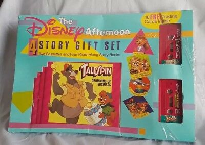 The Disney Afternoon 4 Story Gift SetComplete