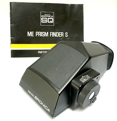Bronica ME Prism Finder S for SQ, SQ-A