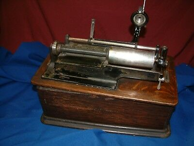 Edison Home Phonograph, early 1900s
