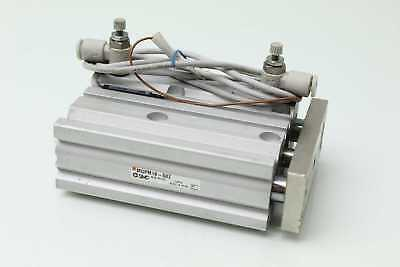 SMC MGPM16-50Z-A93VS Guided Air Cylinder Slide Table 16mm Bore x 50mm Stroke