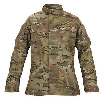 NEW COAT LARGE-REGULAR US Army Air Force OCP Combat Uniform Flame Resistant