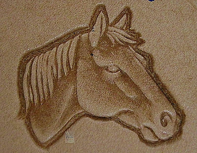 Running Horse 3d Stamp 88311-00 by Tandy Leather