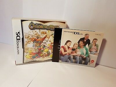 Children Of Mana | Nintendo DS | KEIN SPIEL | NO GAME |