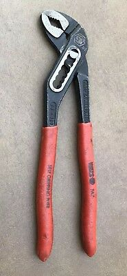 Matco Tools  Knipex  Aligator PA7 Self Gripping Pliers Great Condition