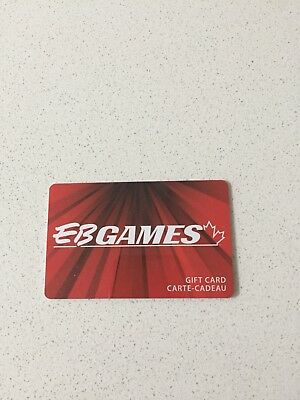 EB GAMES $100 Gift Card. Any Questions Please Ask.