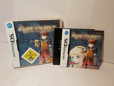 Rune Factory - A Fantasy Harvest Moon | Nintendo DS | KEIN SPIEL | NO GAME |